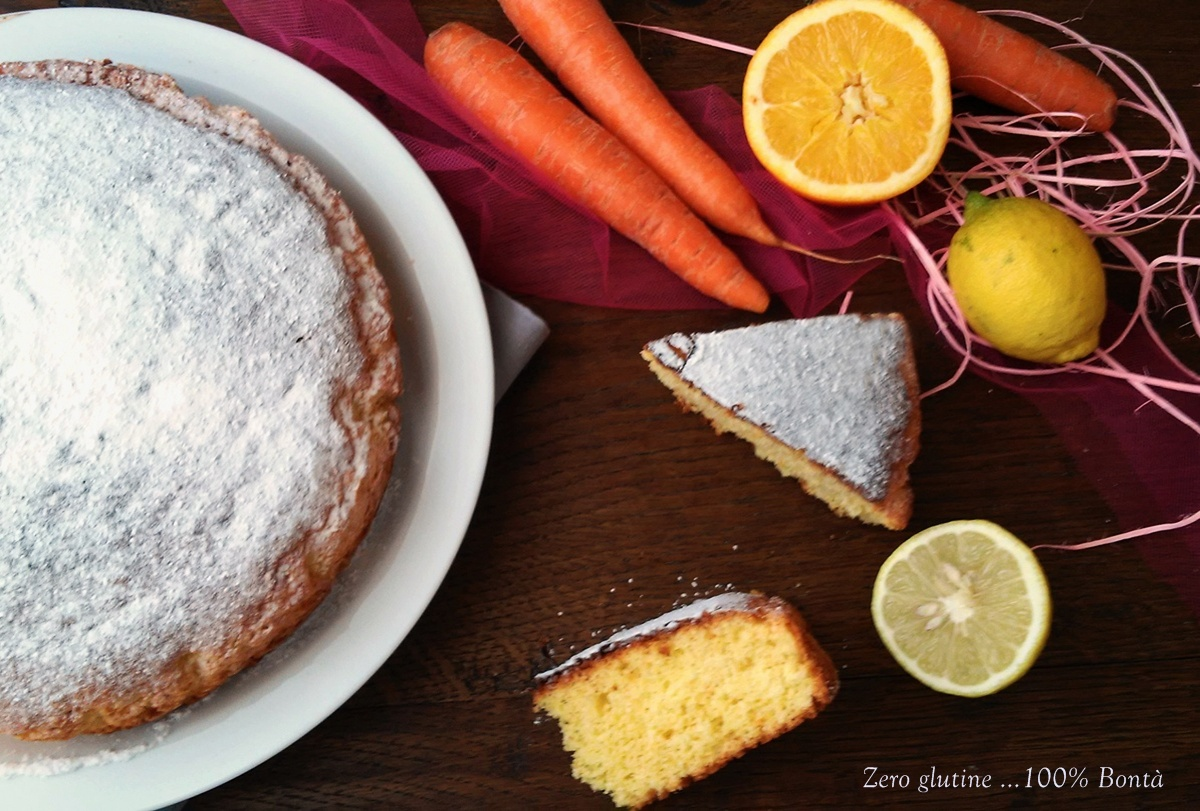 Torta Ace senza glutine