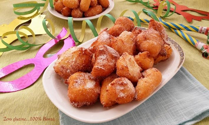 Frittelle di ricotta dolci e golose
