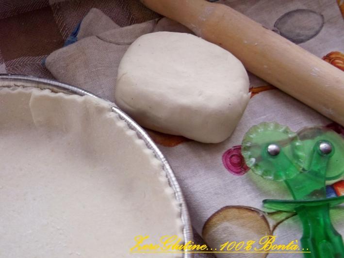 Pasta Sfoglia senza glutine (veloce)