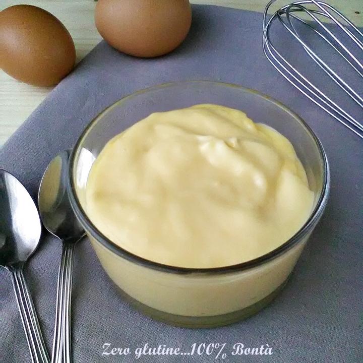Crema al mascarpone ( con uova cotte )