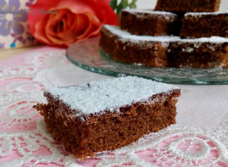 Quadrotti cioccolatosi senza glutine