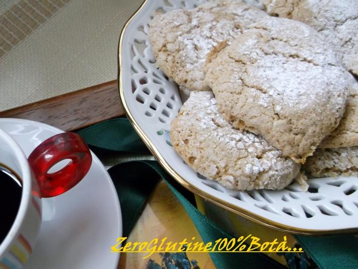 Biscotti Morbidi al Caffè (senza Glutine e Uova)