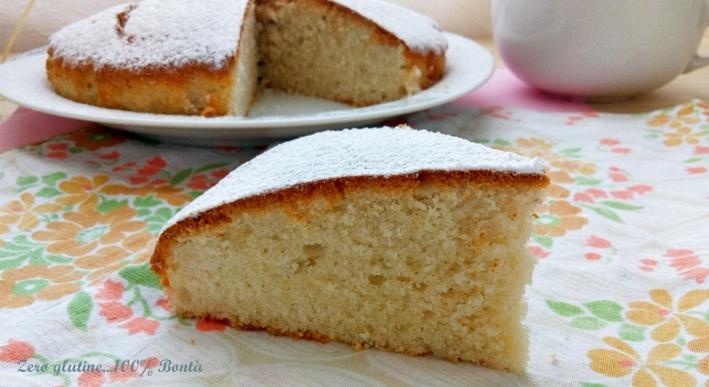 Torta Soffice Sette Vasetti