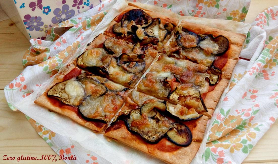 Pizza rustica alla parmigiana