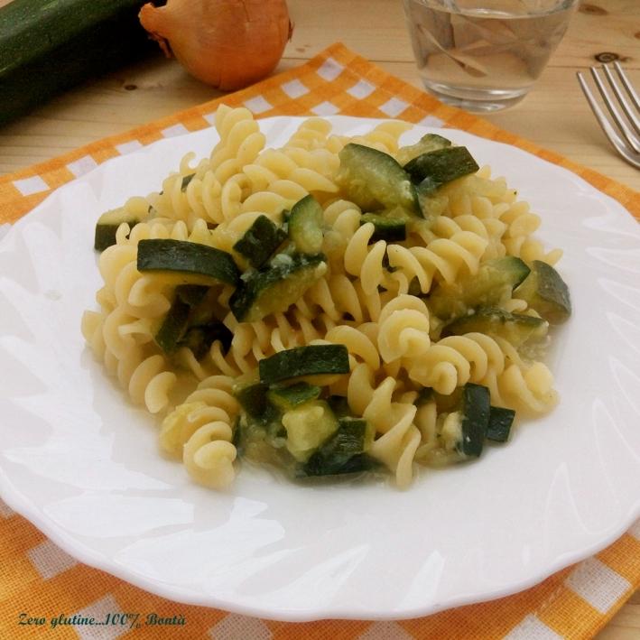 Pasta con le Zucchine Semplice e Veloce