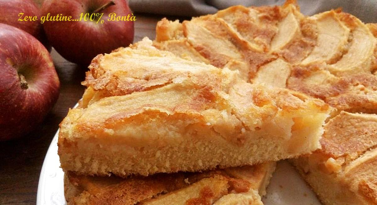 Ricetta torta light mele