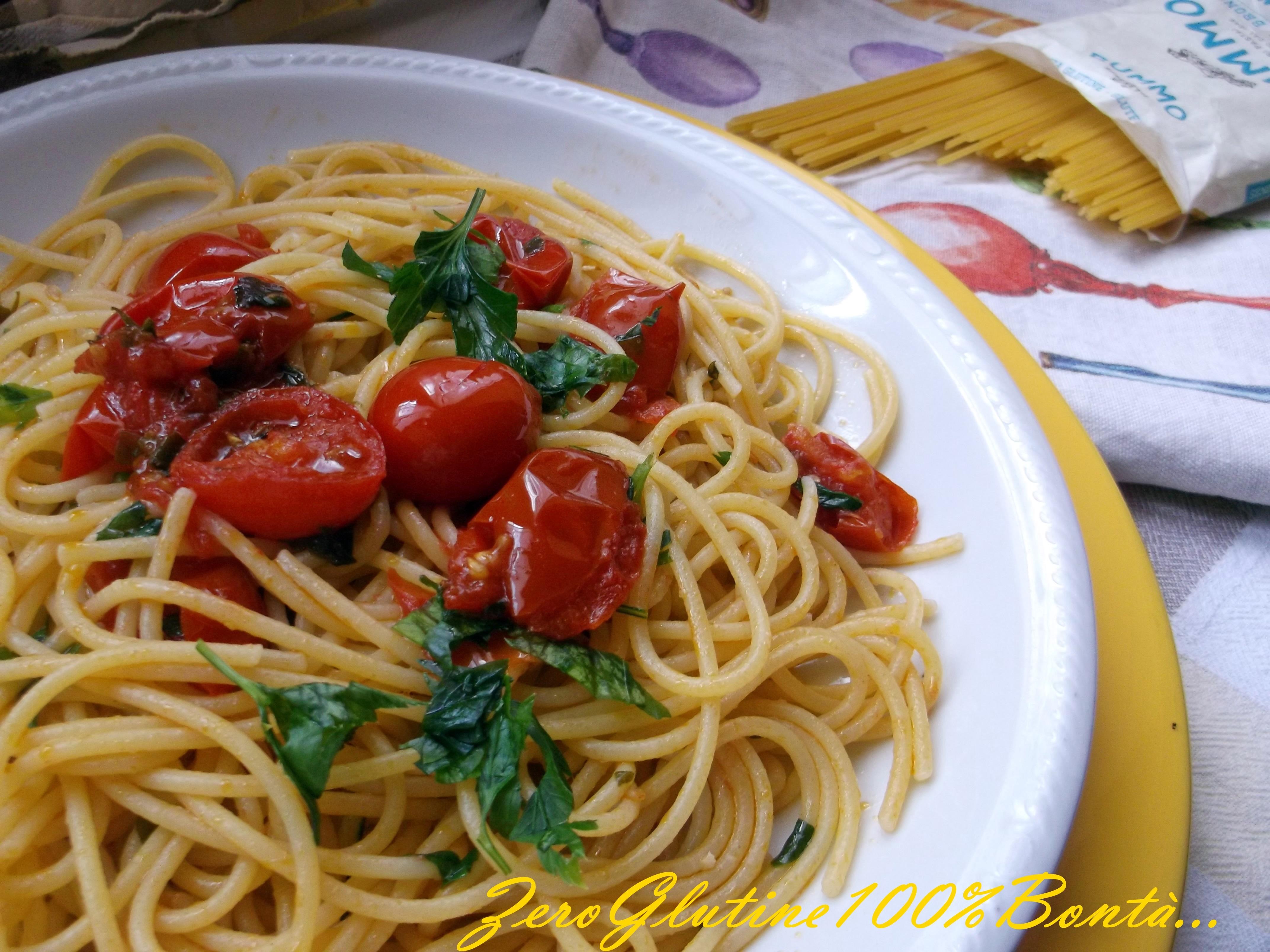 Spaghetti alle Vongole Fujute (scappate)