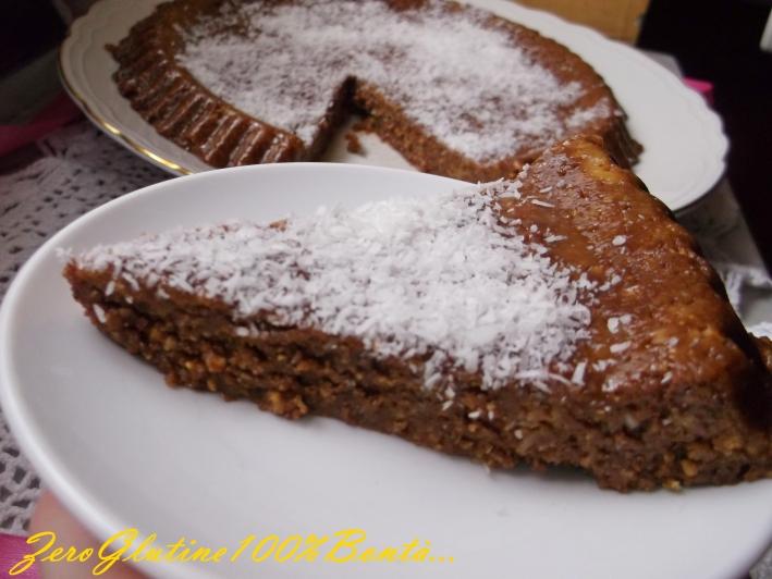 Torta Tartufina (senza Cottura e Senza Glutine)