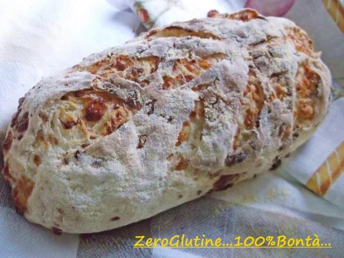 Pane al Formaggio (Senza Glutine)