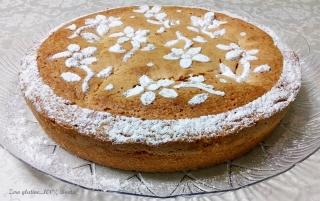 Torta soffice alla marmellata senza glutine e senza burro