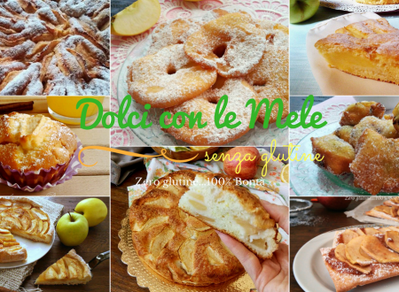 Dolci con le mele – Ricette senza glutine