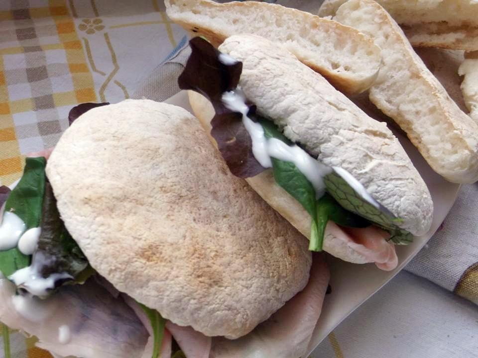 Pita Pane Greco (senza glutine)