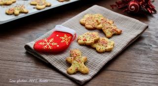 Biscotti Befanini senza glutine