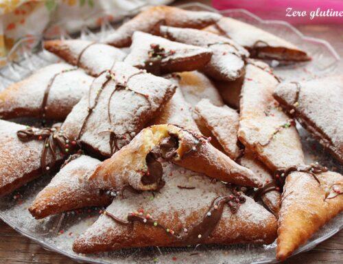 10 Dolci di Carnevale senza glutine