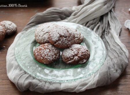 Biscotti al cioccolato al latte senza glutine