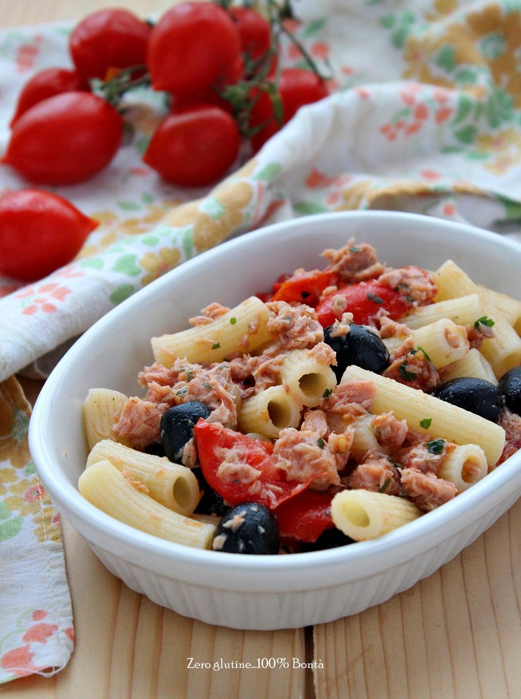 Ricette pasta fredda senza glutine