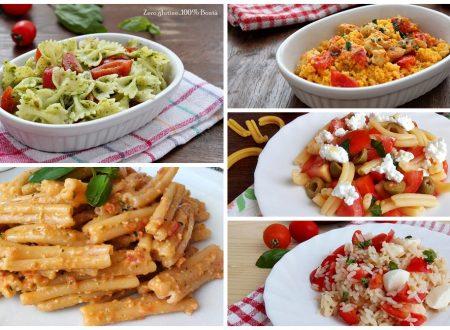 Primi piatti estivi facili e veloci