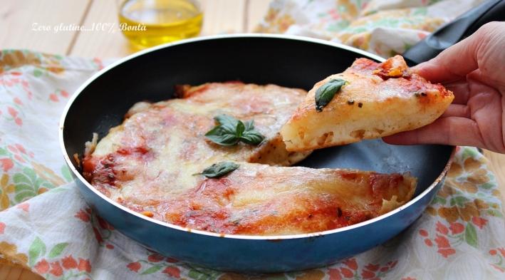 Pizza Veloce Senza Impasto