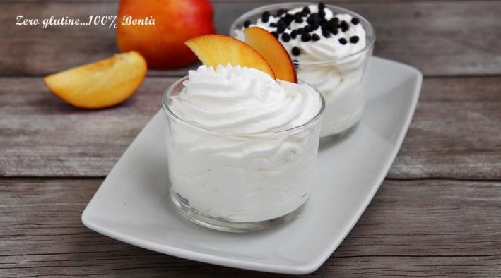 Crema allo Yogurt Senza Uova e Senza Cottura