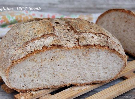 Pagnotta di pane senza glutine