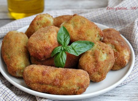 Crocchette di patate al pesto