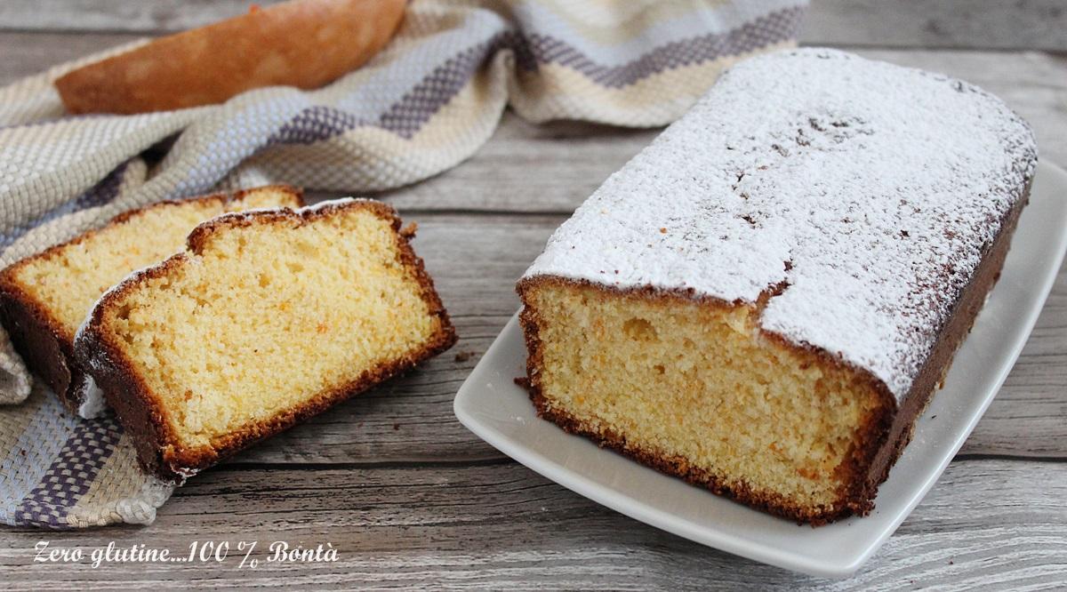 Molto Plumcake alla zucca e limone senza glutine e lattosio FM27
