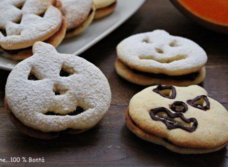Biscotti Halloween senza glutine