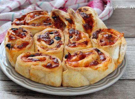 Torta di rose salata senza glutine