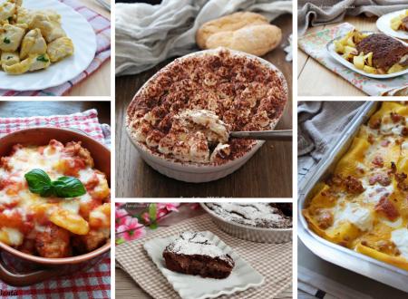 6 Ricette per il pranzo della Domenica