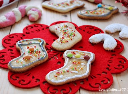 Biscottini della Befana senza glutine