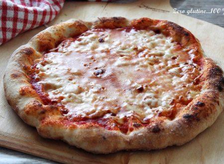 Pizza come in pizzeria senza glutine