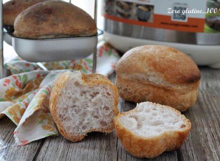 Panini morbidi con la macchina del pane Zero Glu