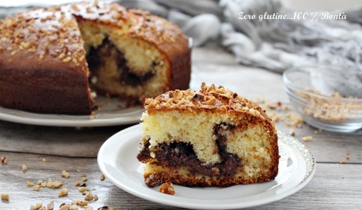 Torta morbida al mascarpone e nutella
