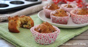Muffin Salati con Pomodori Secchi e Olive