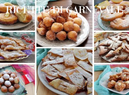 Ricette di carnevale senza glutine