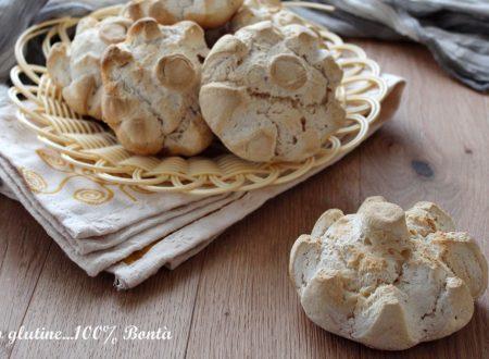 Panini rosetta senza glutine