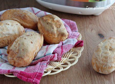 Panini senza glutine con la macchina del pane Zero Glu Imetec