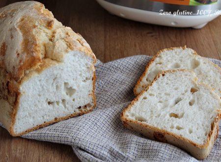 Pane senza glutine con la macchina del pane Imetec Zero Glu
