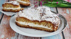 Torta Colomba Senza Glutine