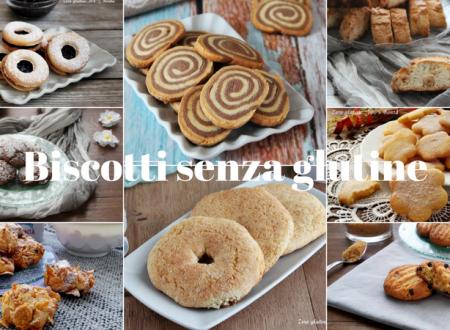 Biscotti senza glutine- Ricette facili e veloci