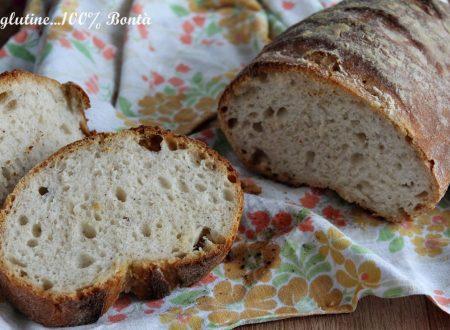 Filone di pane- Impasto con la macchina del pane Zero Glu