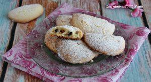 Ravioli Dolci di Pasta Frolla Ripieni di Ricotta
