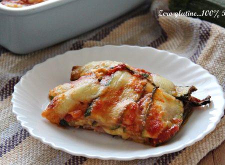 Parmigiana di zucchine al forno