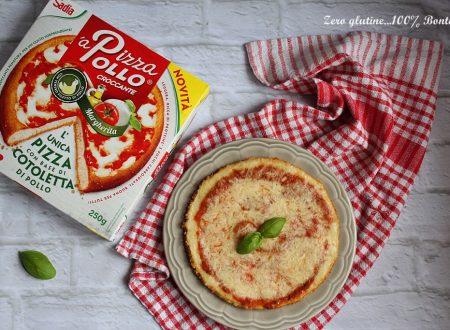 à PizzaPollo- Novità senza glutine