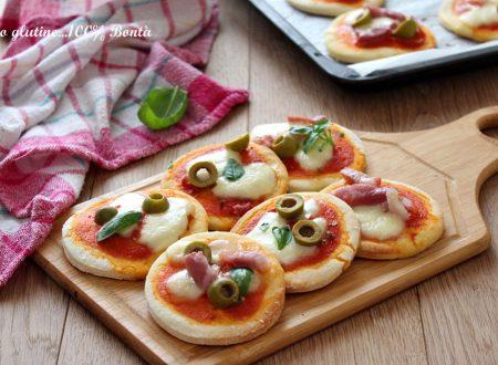 Pizzette di ricotta velocissime