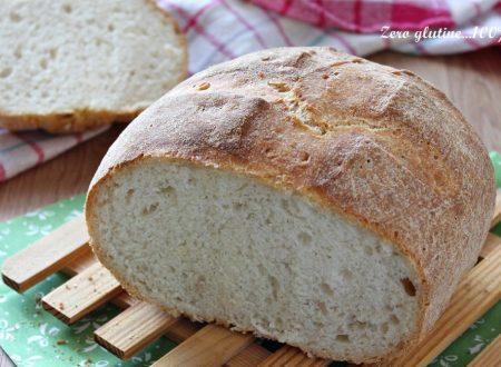 Pagnottina di pane senza glutine