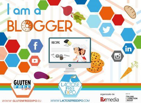 Gluten Free Expo 2018- Blogger Ufficiale