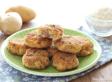 Polpette di patate e salsiccia