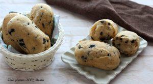 Panini Morbidi alle Olive Senza Glutine