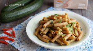 Pasta di Lenticchie Rosse con Zucchine